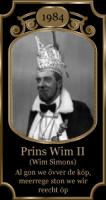 1984-Prins-Wim-II